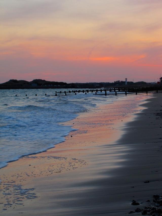 Sunset at the Beach 2