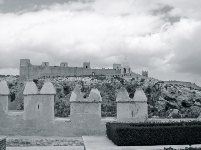 El Alcazaba, Almeria, Spain