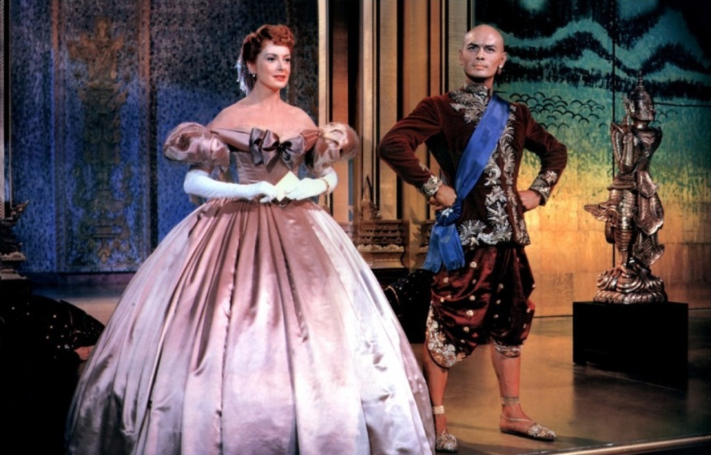The king and I 2