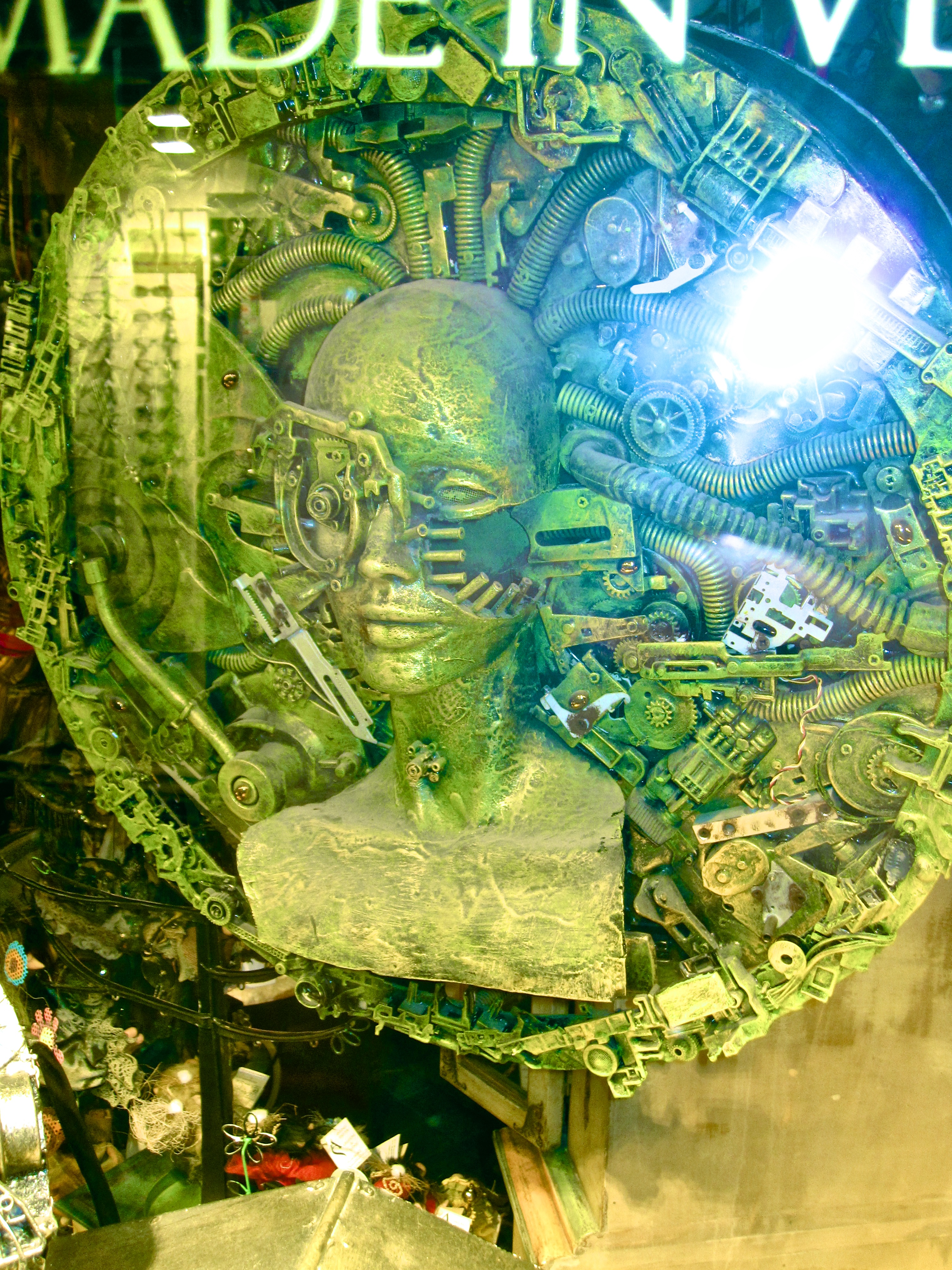 The Art and the Artifice of a Borg Culture
