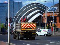UK - Glasgow - Chevron - 2523 - Nik Fix 2 - 3T - Signed